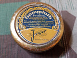 WWII-era German Gomminth Pill Tin for Cough and Fever