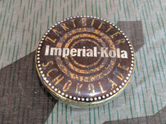 WWII-era German Imperial Kola Chocolate Tin
