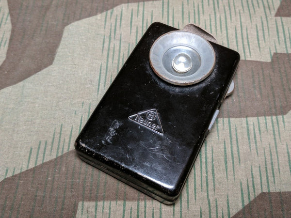 WWII-era German Neuner Flashlight