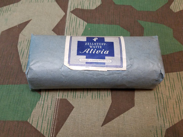 WWII-era German Paper Wrapped Bandage Alivia