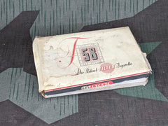 Filtered DRP Cigarettes Box 1938