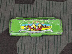 Vintage German Efka Cigarette Paper Metal Tin
