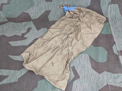 Original WWII German Gebirgsjager Ditty Bag Blue