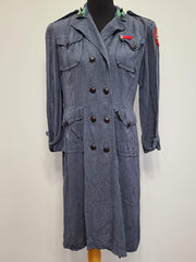 WWII American Red Cross Motor Corps Women's Uniform Dress
