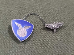 WWII Army Air Corps Materiel Command Sweetheart Pin