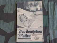 WWII Der Deutschen Mutter (The German Mother) Book 1942