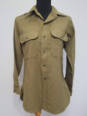WWII GI US Army Men's Uniform Undershirt Named to a Woman WAC