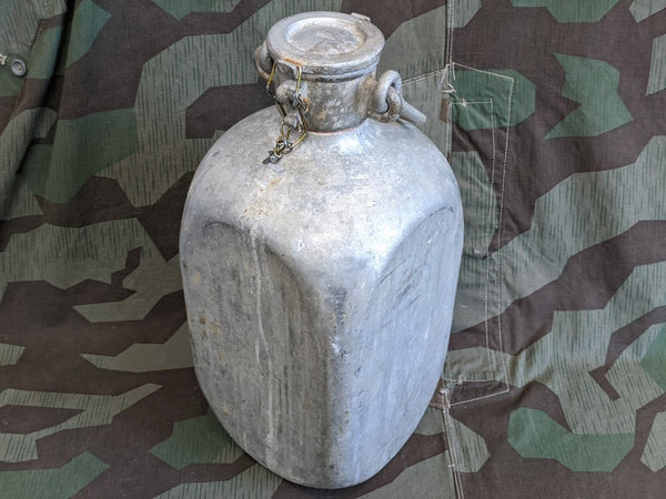 WWII German 10L Trinkwasser with Repaired Latch