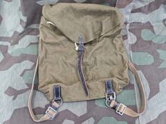 "WWII German 1943 ""Artillery"" Rucksack with R.B.Nr."