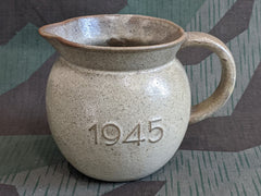 WWII German 1945 Schaubach 0,4L Pitcher Serving Jug