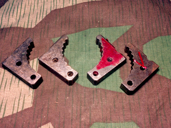 WWII German 8cm Mortar Bipod Leg Lock Replacement Parts