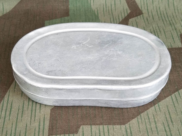 WWII German Aluminum Bread Tin