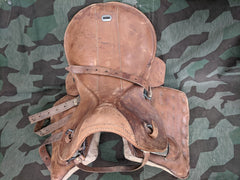 German Army Saddle dmb 45