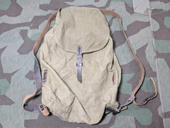 Original WWII German Artillery Rucksack Backpack