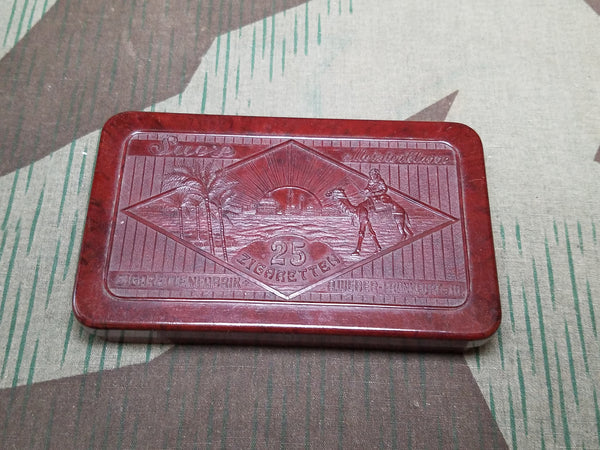WWII German Bakelite Container For 25 Cigarettes
