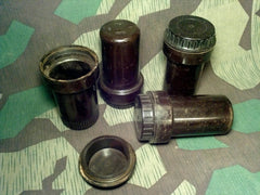 WWII German Bakelite Fuse Container Luftwaffe