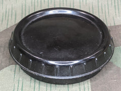 WWII German Black Bakelite Butter Dish