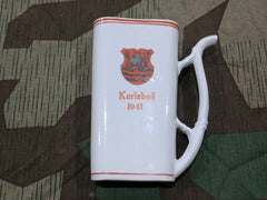 WWII German Czech Karlsbad 1941 Spa Mineral Springs Sipping Cup