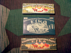 WWII German Efka Cigarette Rolling Papers