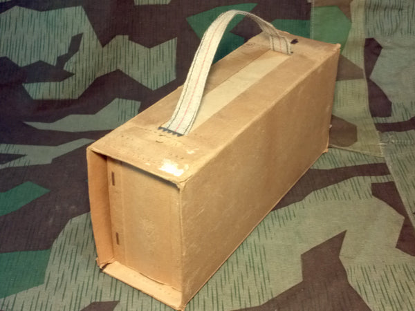 "WWII German Empty ""Battle Pack"" for 8mm Mauser Ammo"