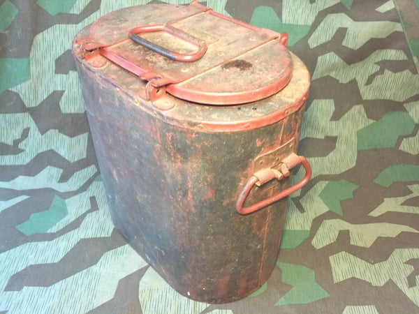 WWII German (?) Essenträger Food Container Body