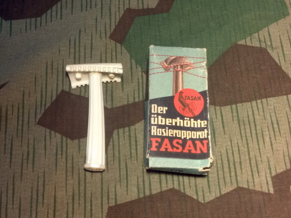 Original Fasan Razor in Box