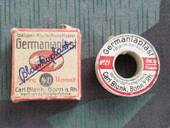 WWII German Germaniaplast Bandage Medical Tape in Box