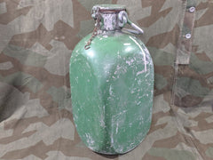 WWII German Green Painted 10L Trinkwasser