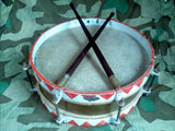 WWII German HJ Drum and Sticks (Hitler Jugend)