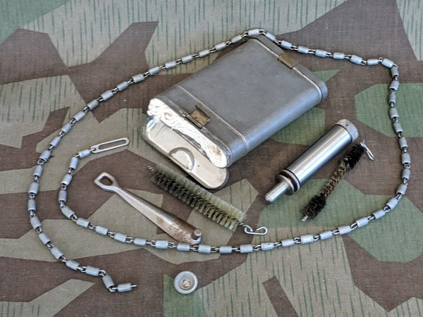 WWII German K98 Cleaning Kit Hawig
