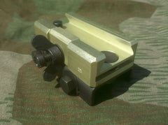 MG34 Lafette Sight Block Green Finish