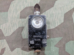 WWII German Pertrix Flashlight No. 679L