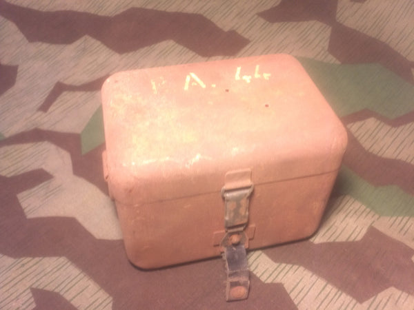 WWII German R.A.44 Mortar Sight Box