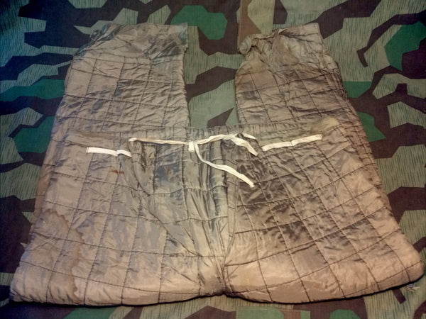 WWII German Rb.Nr Marked Size II Rayon Pants Liner