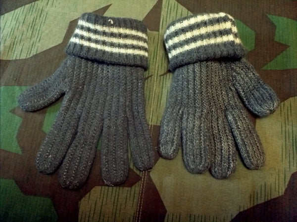 WWII German Wehrmacht Size 3 Gloves