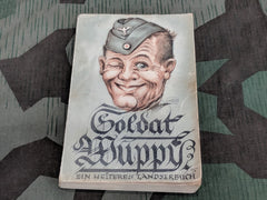 WWII German Soldat Wuppy Book 1941