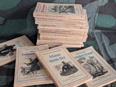 WWII German Soldatenbücherei Books