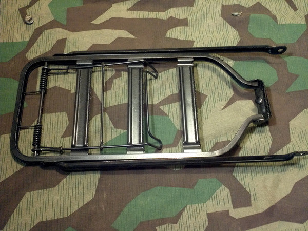 WWII German Truppenfahrrad Luggage Rack 1940s Bicycle Vintage