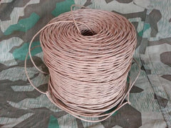 Original WWII German Twisted Paper Cord (1 Yard)