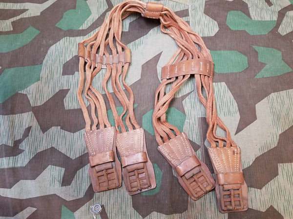 WWII German Wehrmacht Horse Belly Strap