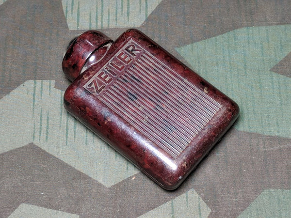 WWII German Bakelite Zeiler Flashlight (For Bakelite Lantern)