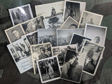 WWII Luftwaffe Collection of 19 Photos