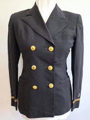 WWII NNC Navy Nurse Corps Women's Uniform Jacket (Named) 1944