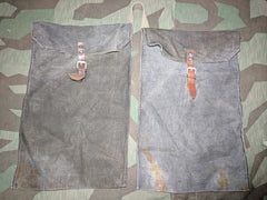 Original WWII German Rifle Grenade Bags