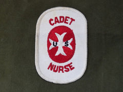 WWII US Cadet Nurse Patch 1940s Women's Uniform