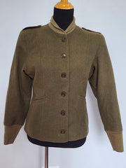 WWII Women's Wool Uniform Jacket Liner