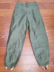 WWII Women's WAC Army Nurse M43 Trousers Uniform Size 14R
