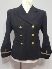 WWII Women's Navy Nurse NNC Uniform Jacket