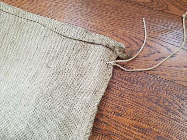 Paper Twine H. Vpfl 1942 Ration Sack Some Staining