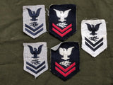 WAVES Radioman 2nd Class Patches